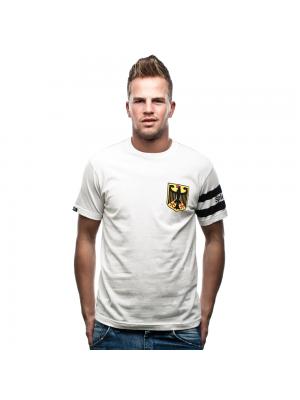 Copa Germany Spielführer T-Shirt // White