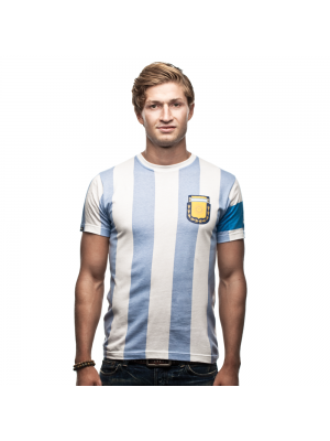 Copa Argentina Capitano T-Shirt // White