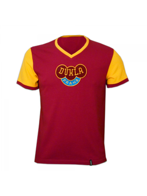 Copa Dukla Prague 1960's Short Sleeve Retro Shirt