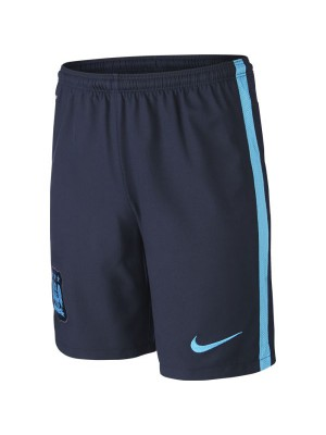 Manchester City away shorts 2015/16 – youth