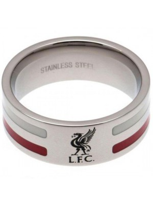 Liverpool FC Colour Stripe Ring Small