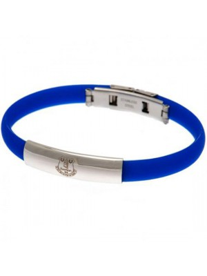 Everton FC Colour Silicone Bracelet