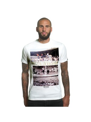 Pitch Invasion White T-Shirt