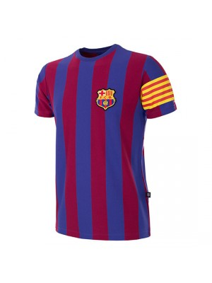 FC Barcelona Captain Retro T-Shirt