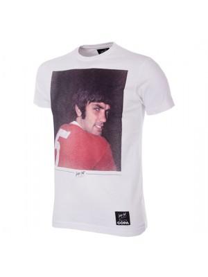 George Best Old Trafford T-Shirt