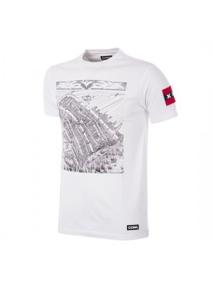 Amsterdam City Map T-Shirt