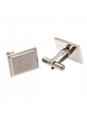 Everton FC Stainless Steel Cufflinks