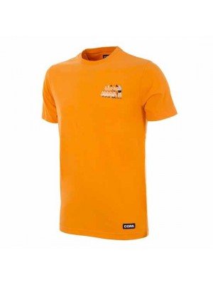 Holland 1988 European Champions Embroidery T-Shirt