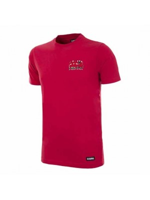 Portugal 2016 European Champions Embroidery T-Shirt