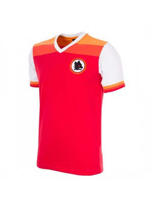 AS Roma 1978-79 Short Sleeve Retro Football Shirt