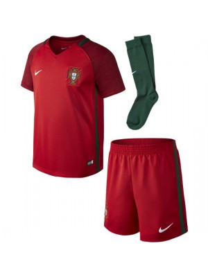 Portugal home kit 2016 - little boys