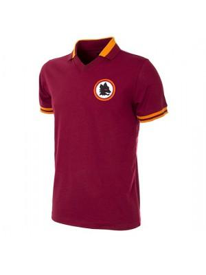 AS Roma 1978 - 79 Short Sleeve Retro Football Shirt