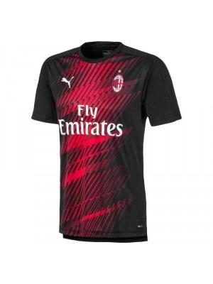AC Milan stadium jersey - sponsor logo