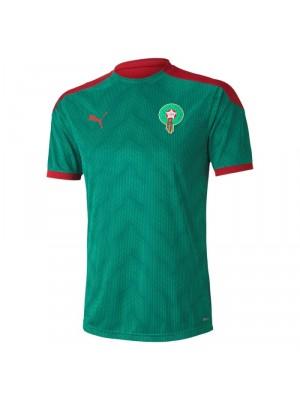 Morocco home jersey stadium 2020