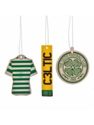 Celtic FC 3 Pack Air Freshener