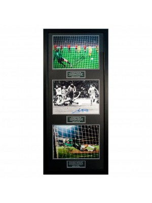 Tottenham Hotspur FC Treble Legends Signed Framed Prints