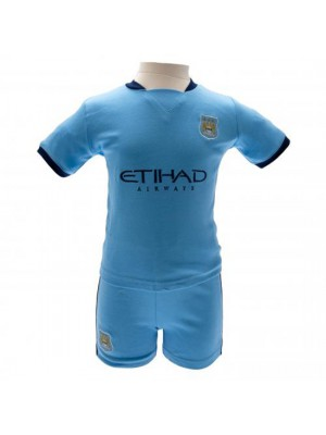 Manchester City FC Shirt & Short Set 6/9 Months