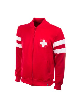 Copa Switzerland 1960's Retro Jacket  Polyester / Cotton