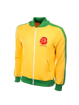 Copa Cameroon 1980's Retro Jacket polyester / cotton