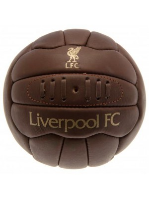 Liverpool FC Retro Heritage Football