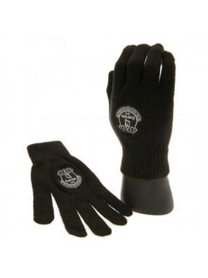 Everton FC Knitted Gloves Junior