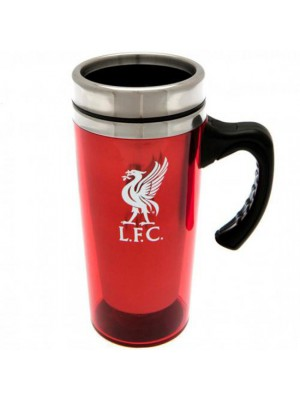 Liverpool FC Aluminium Travel Mug