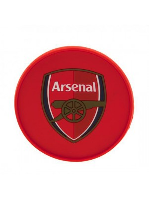 Arsenal FC Silicone Coaster