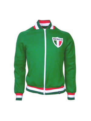 Copa Mexico 1970's Retro Jacket polyester / cotton