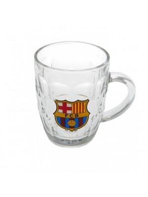 FC Barcelona Glass Tankard
