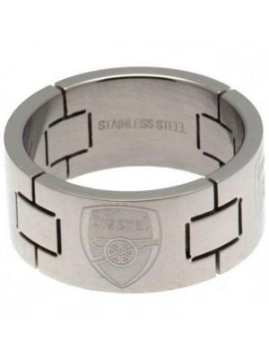 Arsenal FC Link Ring Medium
