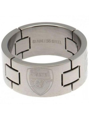 Arsenal Fc Link Ring Small