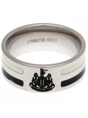 Newcastle United FC Colour Stripe Ring Medium