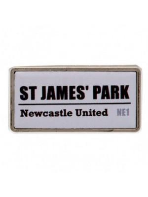 Newcastle United FC Badge SS
