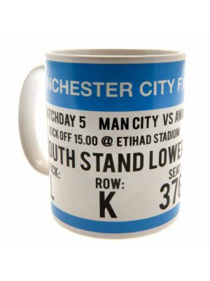 Manchester City FC Mug MD