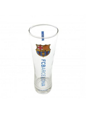 FC Barcelona Tall Beer Glass
