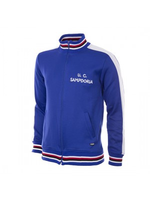 UC Sampdoria 1979 - 80 Retro Football Jacket