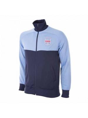 Brentford FC 1985 - 86 Retro Football Jacket