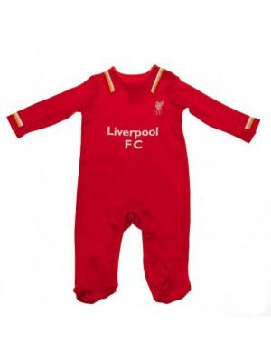 Liverpool FC Sleepsuit 9/12 Months RW