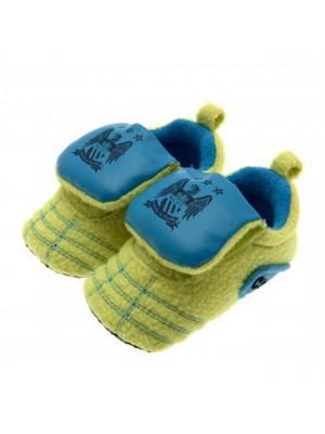 Manchester City FC Neon Boot Crib 6/9