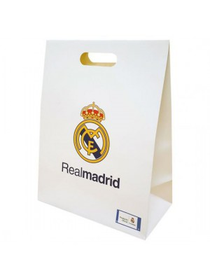 Real Madrid FC Gift Bag Large WT