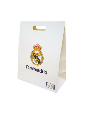 Real Madrid FC Gift Bag Medium WT