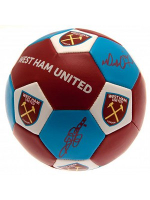 West Ham United FC Nuskin Football