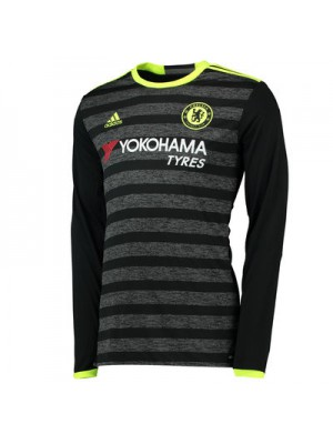Chelsea away jersey Long Sleeve 2016/17