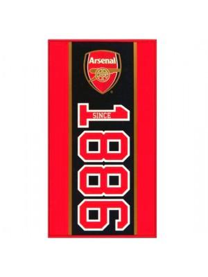 Arsenal Established Design Towel