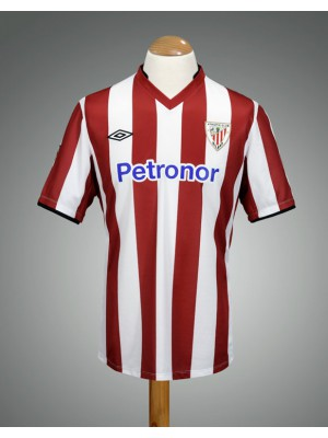Athletic Bilbao home jersey 12-13