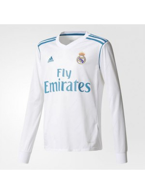 Real Madrid home jersey L/S - youth