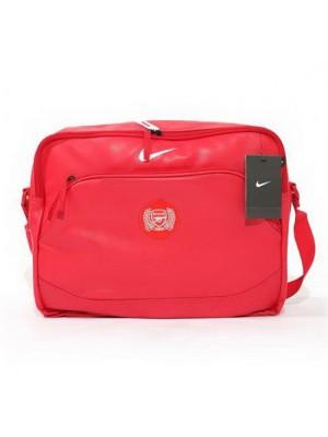 Arsenal messenger bag - red