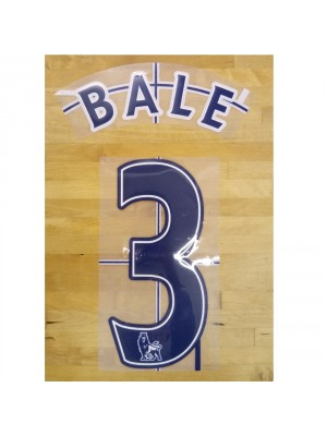 Premier League navy/white printing BALE 3