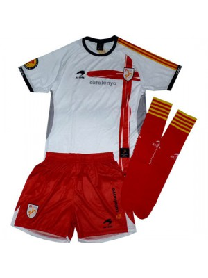Catalunya away kit - Capellades - little boys