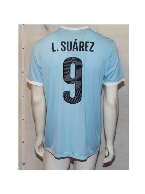 Luis Suarez 9